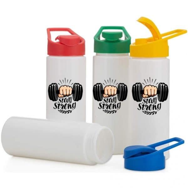 Squeeze Personalizado 550ml de Plástico